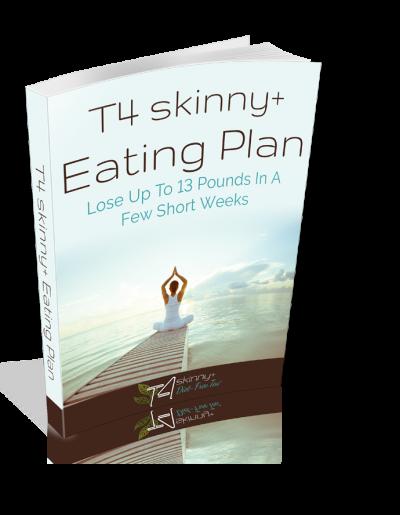 T4 skinny+ Eating Plan - Free Download